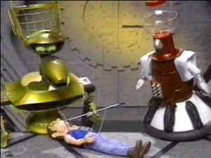 servo and crow